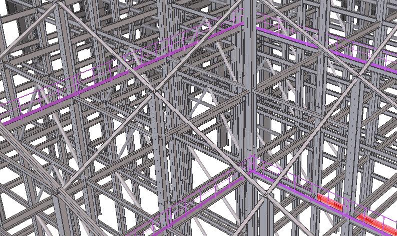 Проектирование металлоконструкций 3D