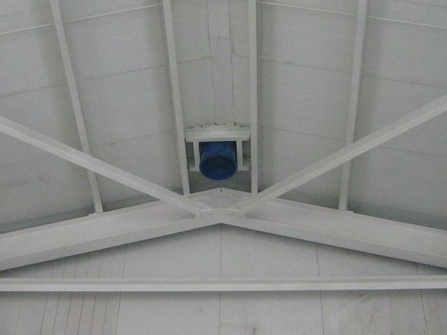 Стакан дефлектора системы вентиляции