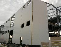 Стеновые панели для промышленных зданий