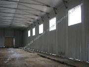 Быстровозводимое здание установлено на плиты дорожные ПДН